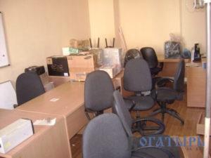 Фото отчет офисного переезда