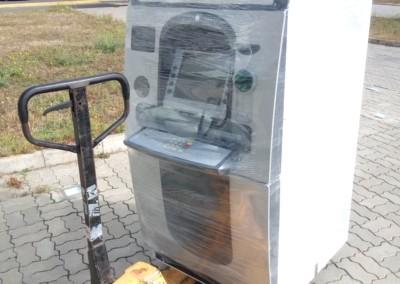 Подъем банкоматов 750кг и 1130кг