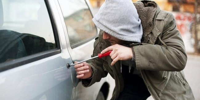 Какие машины чаще всего угоняют? Как уберечь авто от угона